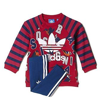 Adidas Originals spædbarn piger Sweater & Leggings