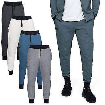 Onder Armour Mens Unstoppable 2X Stretch Knit Soft Joggers