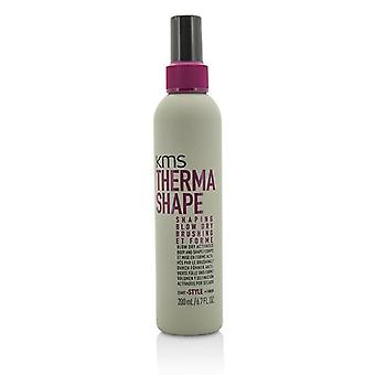 Kms California Therma Shape Shaping Blow Dry Brushing (blow Dry Activated Body And Shape) - 200ml/6.7oz