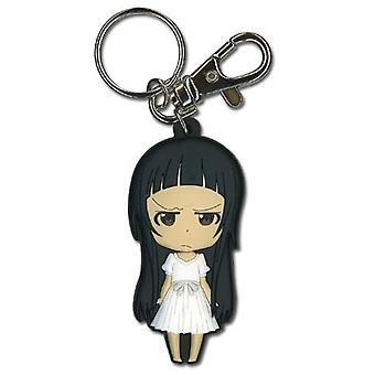Key Chain - Sword Art Online - New Chibi Yui Angry Toys Anime Licensed ge36758