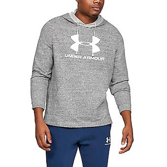 Under Armour Sportstyle Terry Logo Hoodie - AW20