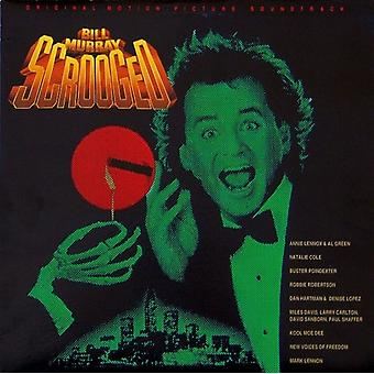 Soundtrack - Scrooged (Origin(LP) [Vinyl] USA import