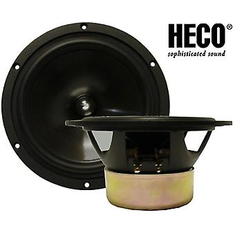 1 pair Heco 160 mm of Tiefmitteltöner HW160A CPP490PS, 180 Watts max., SERVICE merchandise