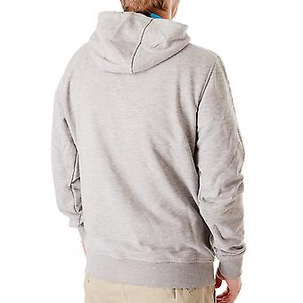 New Era Mens GS Warriors Coastal Logo Pullover Jumper Hoody Hoodie - Grey