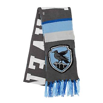 Harry Potter Scarf Ravenclaw House Crest Varsity logo new Official