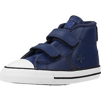 Converse Star Player 2V Asteroid kleur Navy schoenen