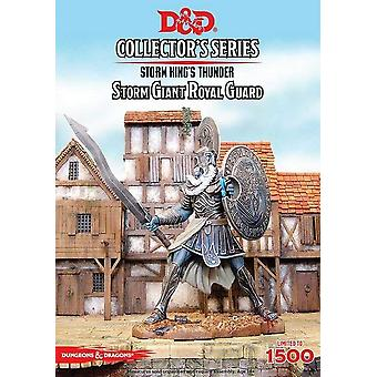 Storm Giant Royal Guard D&D Collector's Series Storm Kings Thunder Miniature