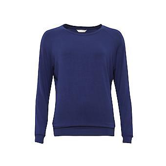 Rosie Navy pijama azul superior Cyberjammies 4071 mujer