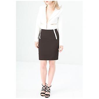 Fontana 2.0 - Clothing - Skirts - NUCCIA_NERO-BIANCO - Women - black,white - S
