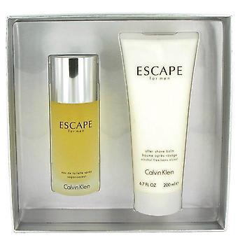 Escape lahja asettaa Calvin Klein 461518