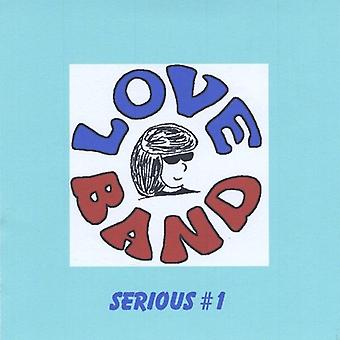 Frankie Love Band - Serious 1 [CD] USA import
