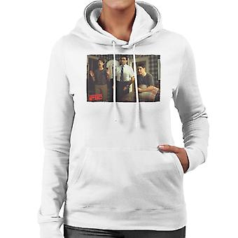 American Pie Jim Caught By Parents Women's Hooded Sweatshirt