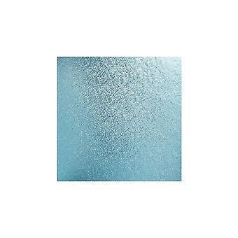 """Culpitt 14"""" (355mm) Cake Board Square Light Blue Pack di 5"""