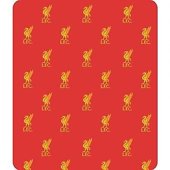 Liverpool fleece teppe