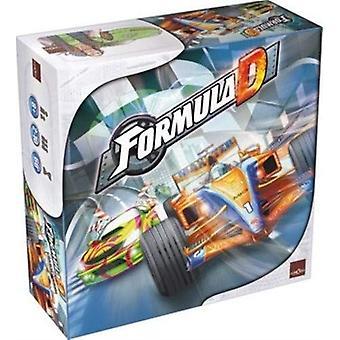 Formula D doskové hry