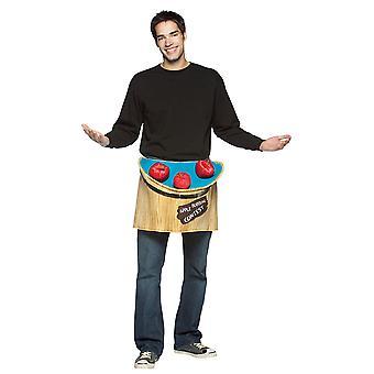 Apple Bobbing Contest Costume