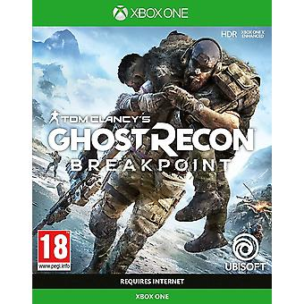 Tom Clancy ' s Ghost Recon Breakpoint Xbox One (meertalig in spel)
