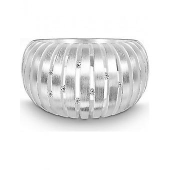 КВИНН - Кольцо - Дамы - Серебро 925 - Весша. (H) / пике - Ширина 60 - 0210598