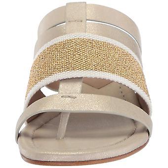 Donald J Pliner Womens Dara Leather Open Toe Casual Platform Sandals