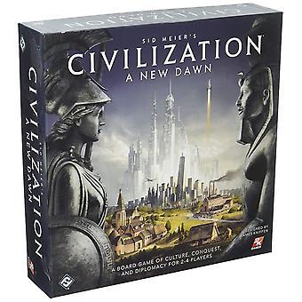 La civilisation une nouvelle aube