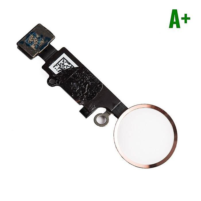 Stuff Certified® Apple iPhone 7 - A + Home Button Flex Cable Assembly with Rose Gold