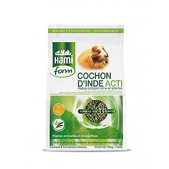 Hami Form Complet Cobaya Acti 700G (Small pets , Dry Food and Mixtures)