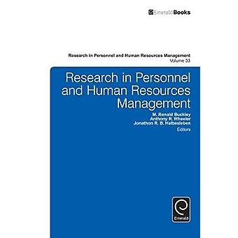 Research in Personnel and Human Resources Management by Buckley & M. Ronald