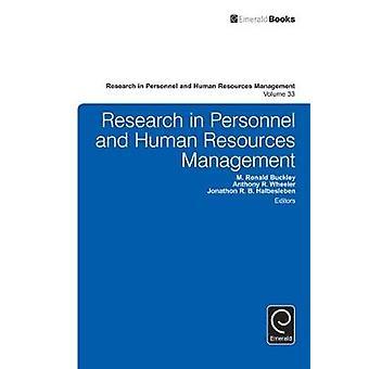 Forschung im Personal- und Personalmanagement von Buckley & M. Ronald