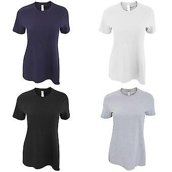 American Apparel Womens/Ladies Classic Short Sleeve T-shirt