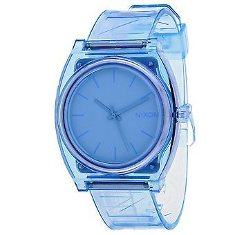 Nixon Women's Time Teller P Reloj Azul - A119-3143