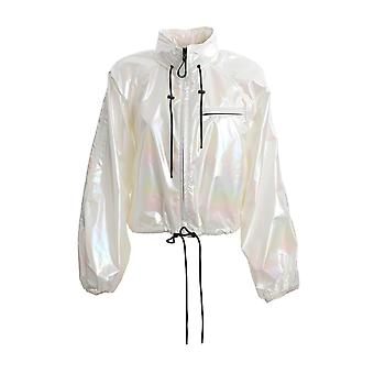 Kenzo Fa52bl10156134 Damen's Rosa Polyester Outerwear Jacke
