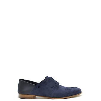 Fratelli Rossetti Ezbc052029 Women's Blue Suede Loafers