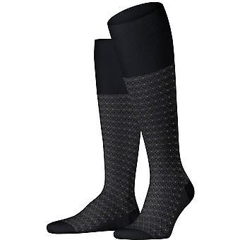 Falke Neutral Connection Kniehohe Socken - Schwarz