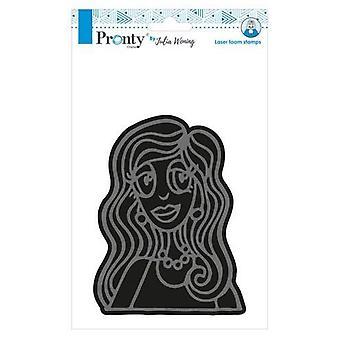 Pronty Foam frimärken 116x152 Classy kärlek 494.904.004 Julia Woning