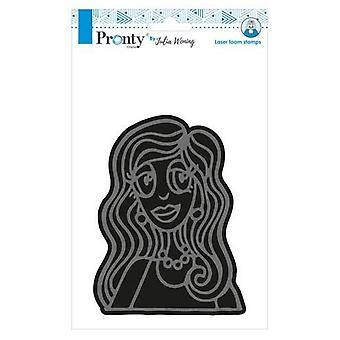 Pronty Foam stamps 116x152 Classy love 494.904.004 Julia Woning