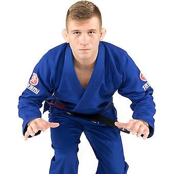 Tatami Fightwear Nova Minimo 2.0 BJJ Gi - Blue