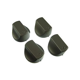 4 x Herd/Backofen Control Regler Hotpoint-Ariston Indesit