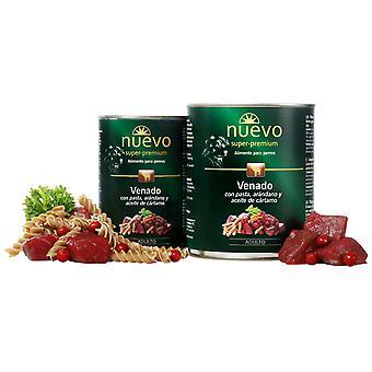 Nuevo Lata Adult Venado (Dogs , Dog Food , Wet Food)