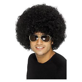 70s funky peruka Afro
