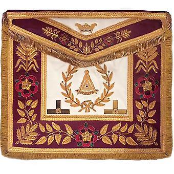 Order of athelstan grand master mwgm apron