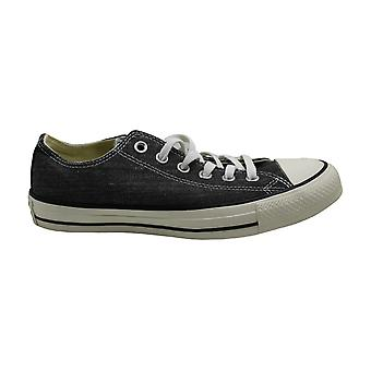 Converse Womens Chuck Taylor ox Fabric Low Top Lace Up Fashion Sneakers