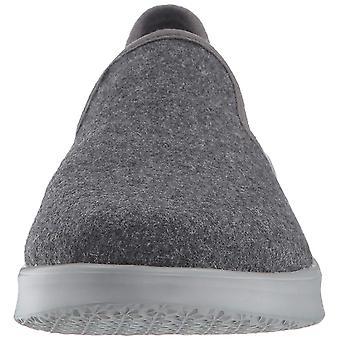 Jambu Womens Loon Wool Slip on Closed Toe Loafers