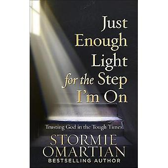 Just Enough Light for the Step I'm On - Trusting God in the Tough Time
