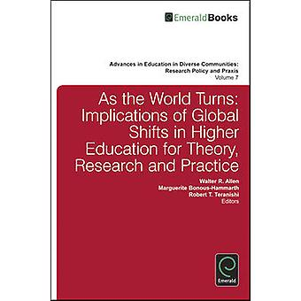 As the World Turns - Implications of Global Shifts in Higher Education