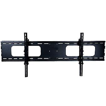 Titan Series Tilt Wall Mount For Extra Large 93cm - 177cm Inch TVs Displays, Max 74 kgs., 100x100 to 1050x450, Black, UL Certified by Monoprice