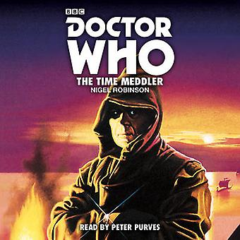 Doctor Who The Time Meddler by Robinson & Nigel