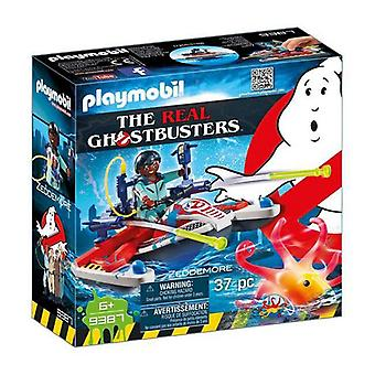 Playset The Real Ghostbusters Playmobil 9387 (37 pcs)