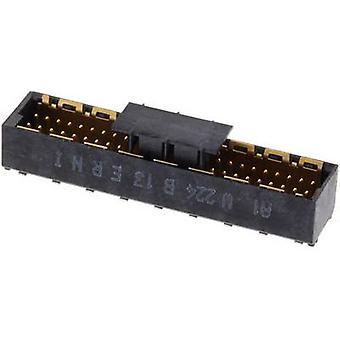 ERNI 144680 Edge connector (sockets) Total number of pins 15 No. of rows 2 Total number of pins 15 1 pc(s) Tray
