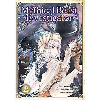 Mytiska Beast Investigator Vol. 2 av Koichiro Hoshino - 978164275717