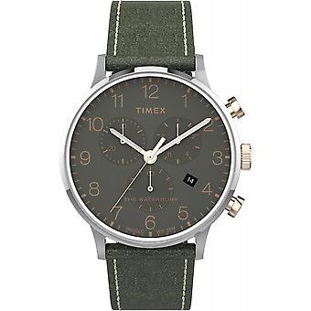 Zegarki Timex zegarki Waterbury Classic Chrono TW2T71400 - zegarek męski